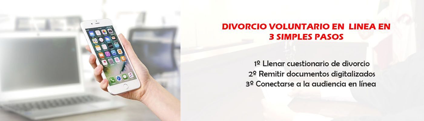 DIVORCIO INCAUSADO EXPRESS